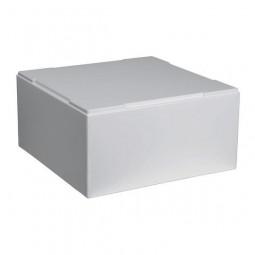 Baza cub modular Alb POSM
