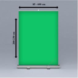Fundal Verde GreenScreen 85-600cm