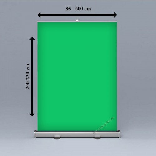 Fundal Verde GreenScreen 85-600cm