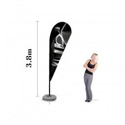 Steag Lacrima L Personalizat 3.8m