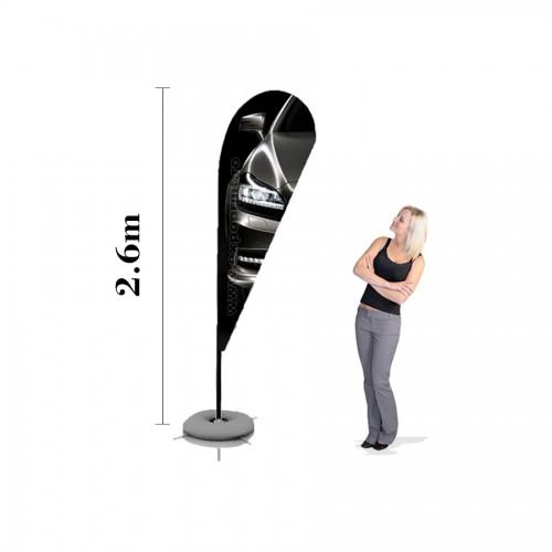 Steag Lacrima M Personalizat 2.6m