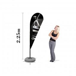 Steag Lacrima S Personalizat 2.2m