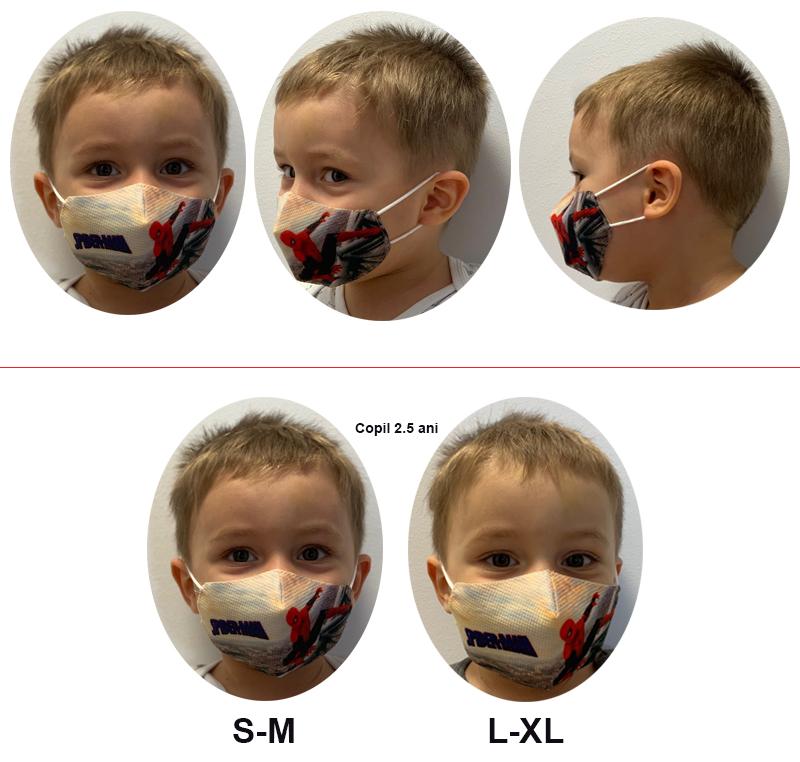 masti personalizate copii