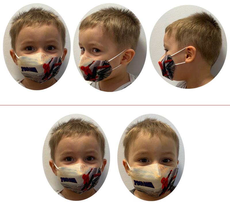 masti personalizate copii elevi scoala